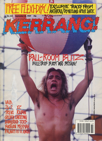 Kerrang! Issue 256