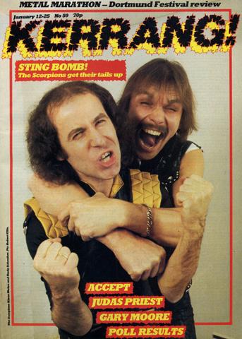 Kerrang! Issue 59