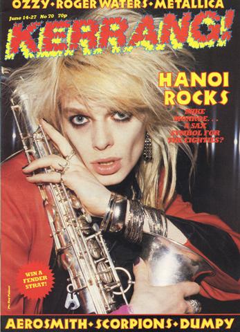 Kerrang! Issue 70