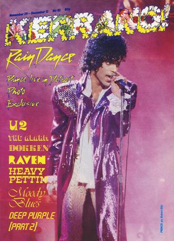 Kerrang! Issue 82