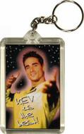 Kevin Richardson Plastic Keychain