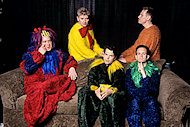 Kids in the Hall BG Archives Print