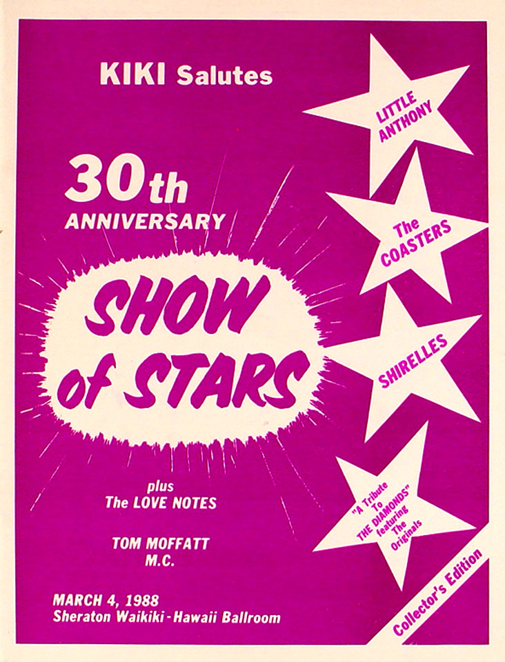 Kiki Salutes Show Of Stars Program