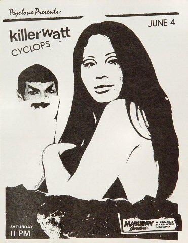 KillerwattHandbill