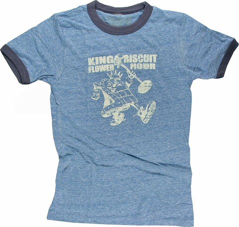 King Biscuit Flower Hour Men's T-Shirt