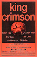 King Crimson Poster