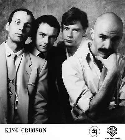 King CrimsonPromo Print