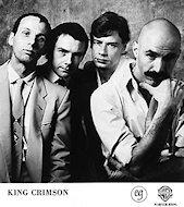King Crimson Promo Print