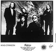 King Crimson Promo Print