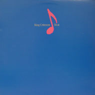 "King Crimson Vinyl 12"" (Used)"