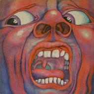 King Crimson Vinyl (Used)