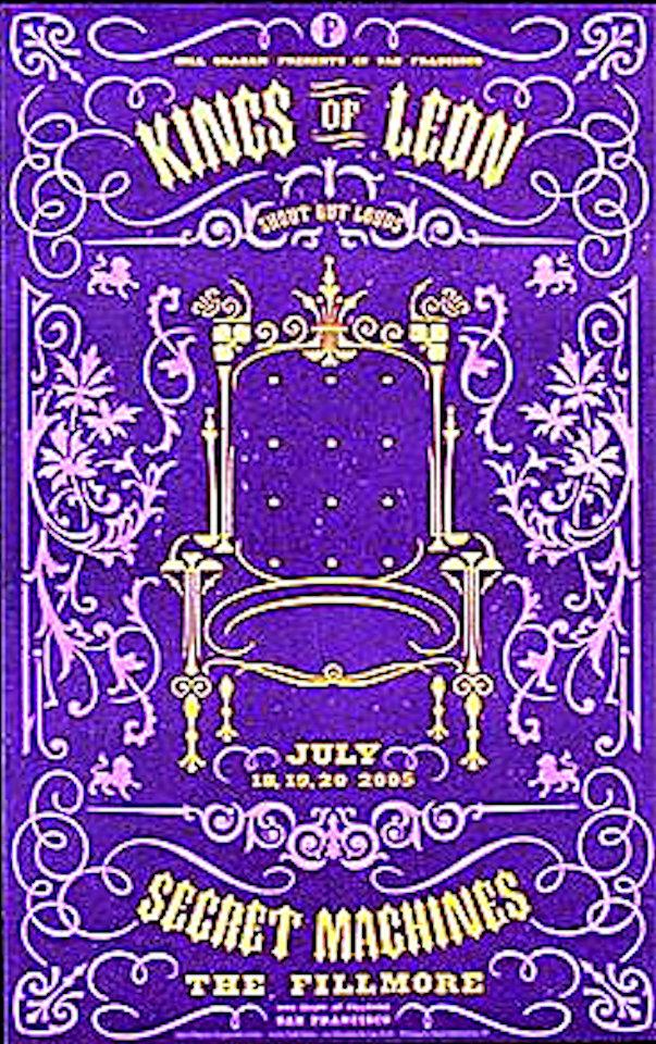 Kings of Leon Poster