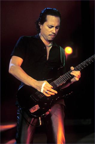 Kirk HammettBG Archives Print
