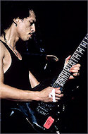 Kirk Hammett BG Archives Print