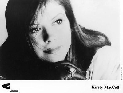 Kirsty MacColl Promo Print