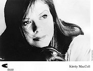 Kirsty MacColl Promo Print