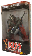 Gene Simmons Action Figure