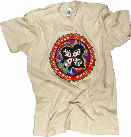 Kiss Men's Retro T-Shirt