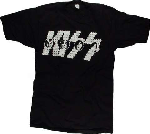Kiss Men's T-Shirt