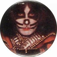 Kiss Vintage Pin