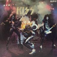 Kiss Vinyl (Used)
