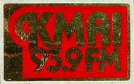 KMAI 93.9 FM Sticker