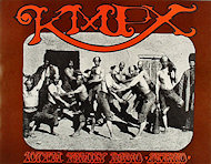 KMPX 107FM Family Radio Poster