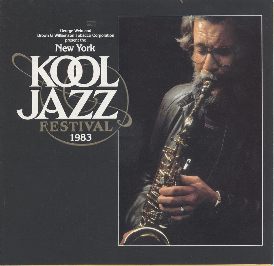 Kool Jazz Festival Program