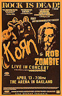 Korn Poster