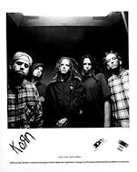 Korn Promo Print