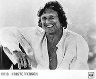 Kris Kristofferson Promo Print