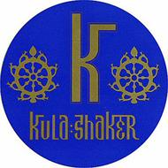 Kula Shaker Sticker