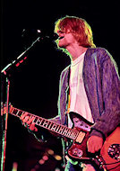 Nirvana BG Archives Print