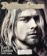 Kurt Cobain Rolling Stone Magazine