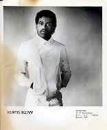 Kurtis Blow Promo Print