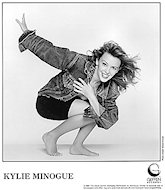 Kylie Minogue Promo Print