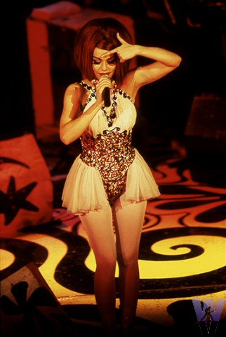 Lady Miss Kier BG Archives Print