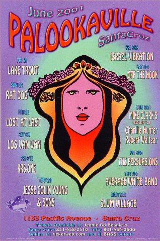 Lake Trout Handbill