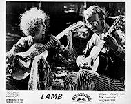 Lamb Promo Print