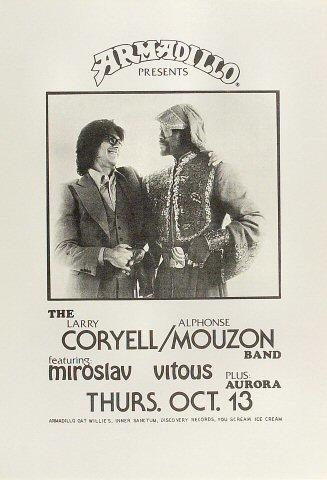 Alphonse Mouzon Poster
