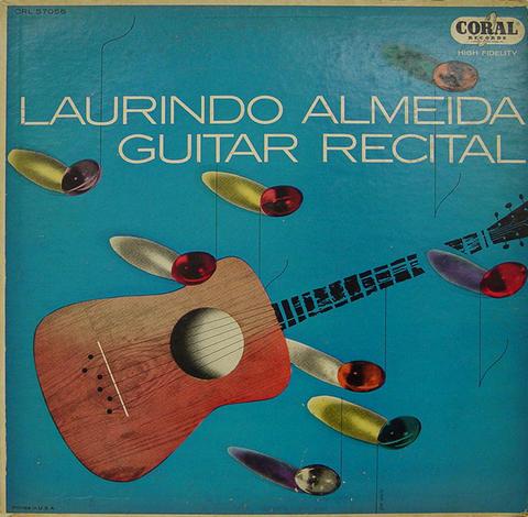 Laurindo Almeida Vinyl (Used)