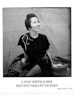 Lavay Smith & Her Red Hot Skillet Lickers Promo Print
