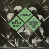 "Leadbelly Vinyl 12"" (Used)"