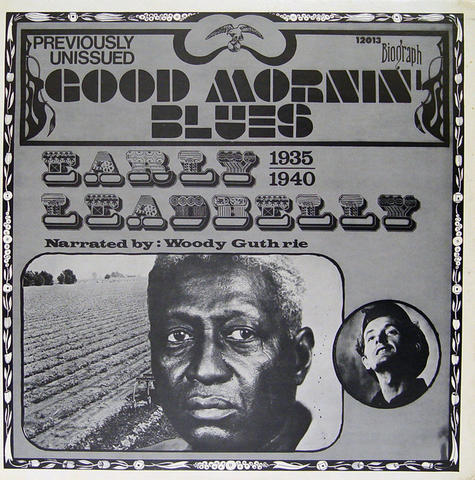Leadbelly Vinyl (Used)
