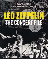Led Zeppelin The Concert File Book