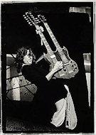 Led Zeppelin Fine Art Print