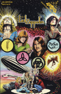 Led Zeppelin Magazine