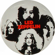 Led Zeppelin Pin