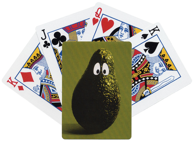 Led Zeppelin Playing Cards