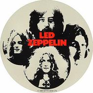 Led Zeppelin Sticker